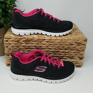 NIB SKETCHERS GRACEFUL 2.0 WOMENS 8